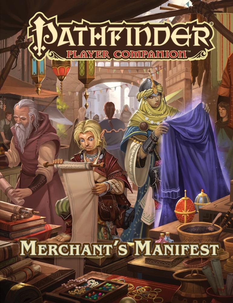Pathfinder: Player Companion: Merchants Manifest