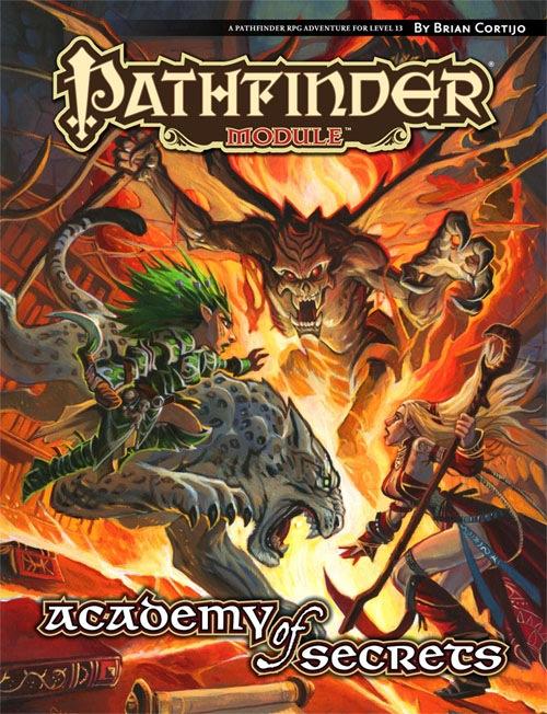 Pathfinder: Module: Academy of Secrets