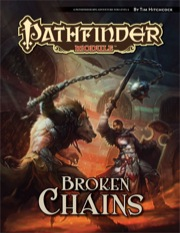 Pathfinder: Module: Broken Chains