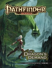 Pathfinder: Module: The Dragon's Demand