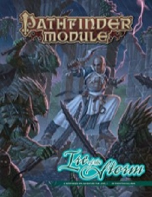 Pathfinder: Module: Ire of the Storm