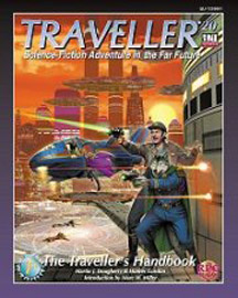 D20: Traveller: Science-Fiction Adventure in the Far Future - Used
