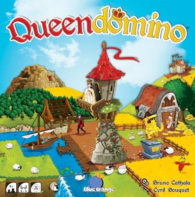 Queendomino Board Game