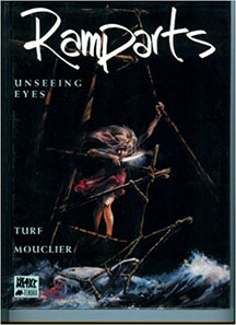 Ramparts: Unseeing Eyes HC - USED
