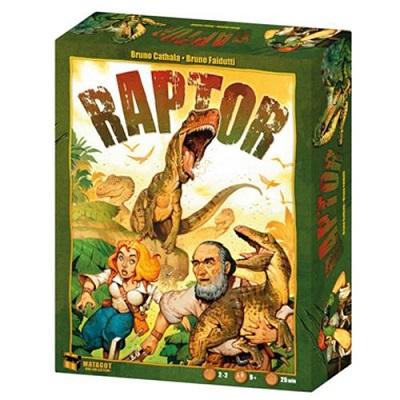 Raptor Board Game