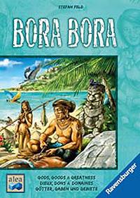 Bora Bora Board Game - USED - By Seller No: 11222 Chris Venturini