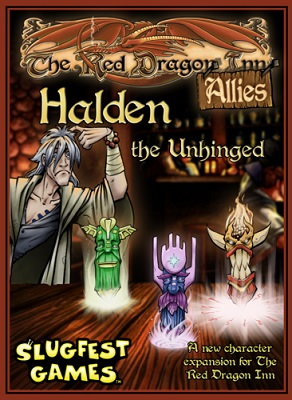 Red Dragon Inn: Allies Halden
