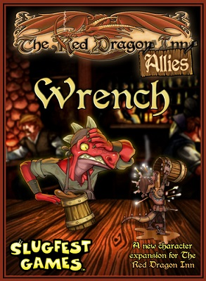 Red Dragon Inn: Allies Wrench
