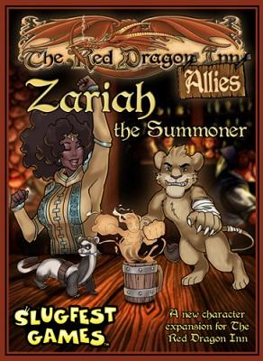 Red Dragon Inn: Allies Zariah the Summoner