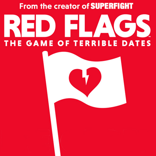 Red Flags Card Game