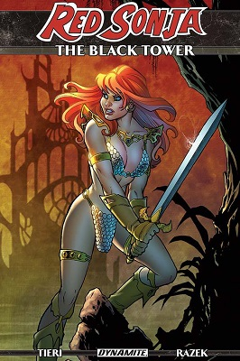 Red Sonja: The Black Tower TP