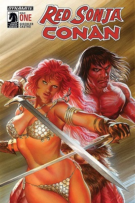 Red Sonja Conan (2015) Complete Bundle - Used