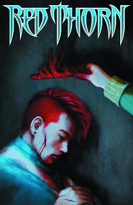 Red Thorn no. 13 (2015 Series) (MR)