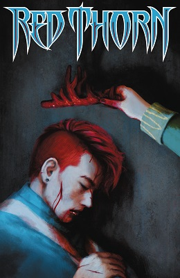 Red Thorn: Volume 2: Mad Gods and Scotsmen TP (MR)