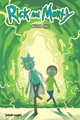 Rick and Morty: Book 1 HC
