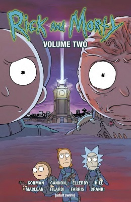 Rick and Morty: Volume 2 TP