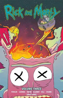 Rick and Morty: Volume 3 TP (MR)