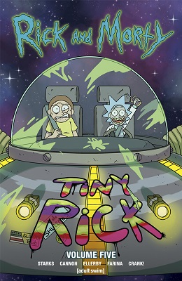 Rick and Morty: Volume 5 TP (MR)