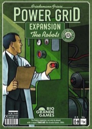 Power Grid: Expansion: The Robots