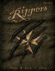 Rippers RPG (Hardcover) - Used