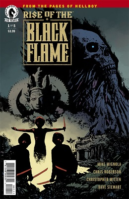 Rise of the Black Flame (2016 Series) Complete Bundle - Used
