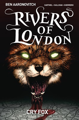 Rivers of London: Cry Fox (2017) Complete Bundle - Used