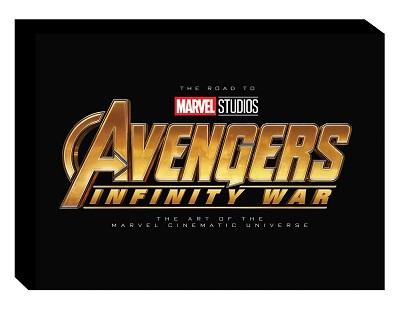 Road to Avengers Infinity War Art Slipcase