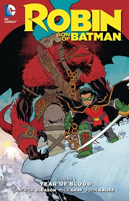 Robin: Son of Batman: Volume 1: Year of Blood TP