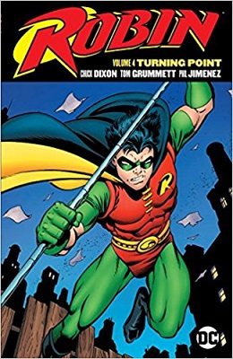 Robin: Volume 4: Turning Point TP
