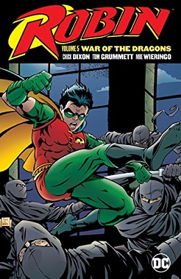 Robin: Volume 5: War of the Dragons TP