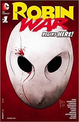 Robin War (2015) Complete Bundle - Used