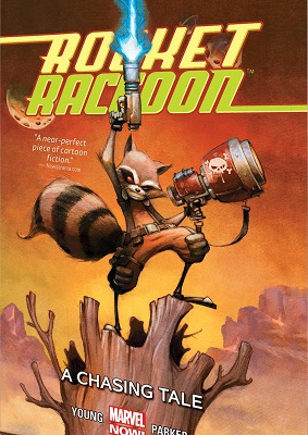 Rocket Raccoon: Volume 1: A Chasing Tale TP