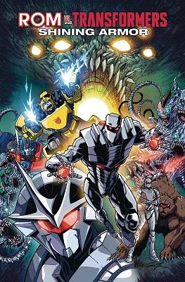 ROM Vs Transformers: Shining Armor TP