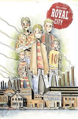Royal City: Volume 1: Next of Kin TP