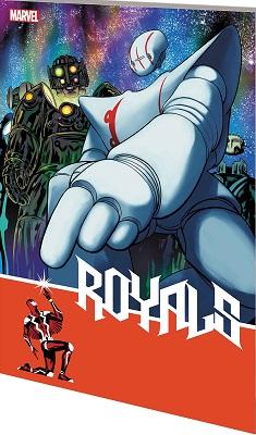 Royals: Volume 2: Judgement Day TP