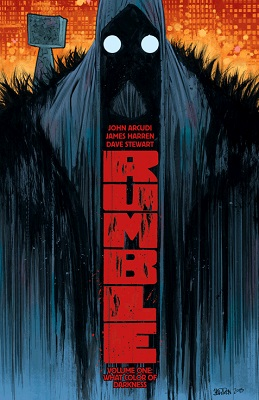 Rumble: Volume 1: What Color of Darkness TP (MR)