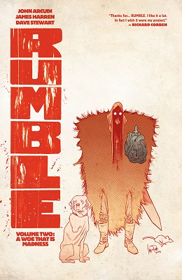 Rumble: Volume 2: A Woe That is Madness TP (MR)