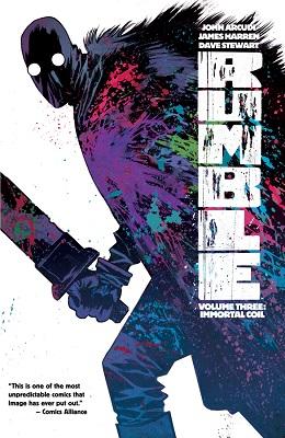 Rumble: Volume 3: Immortal Coil TP (MR)