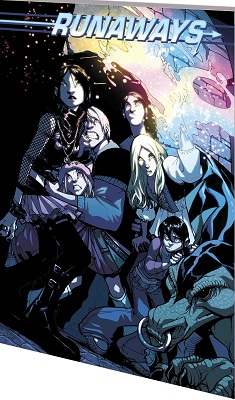 Runaways: Volume 10: Rock Zombies TP
