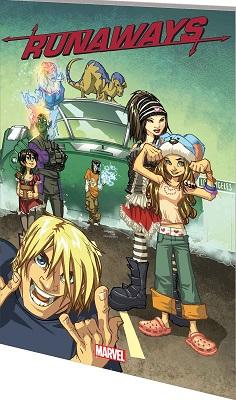 Runaways: Volume 9: Dead Wrong TP