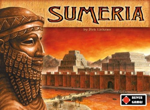 Sumeria Board Game