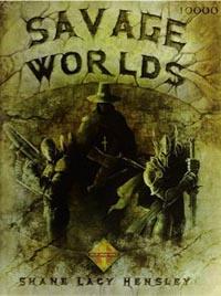 Savage Worlds Revised ed: 10000 - Used