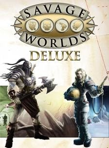 Savage Worlds: Deluxe Edition Soft Cover - Used