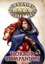 Savage Worlds: Horror Companion Explorers Edition - Used