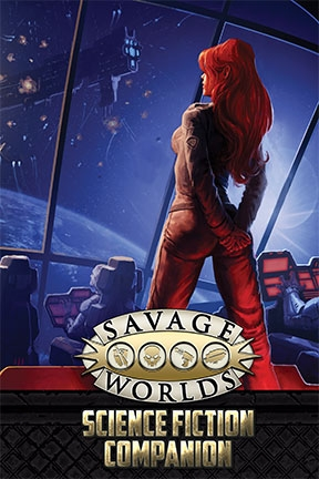 Savage Worlds: Science Fiction Companion - Used