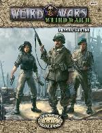 Savage Worlds: Weird Wars: Weird War II - Used