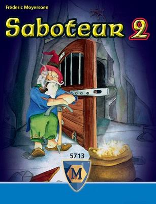 Saboteur 2 Expansion (Mayfair Games)
