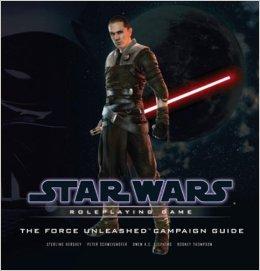 Star Wars Role Playing Game Saga Edition: The Force Unleashed Campaign Guide - Used