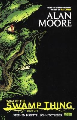 Saga of the Swamp Thing: Book 1 HC - Used