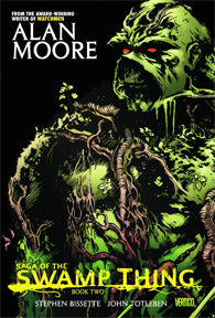 Saga of The Swamp Thing: Book 2 TP